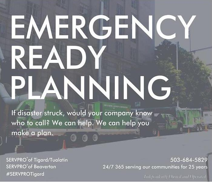 Emergency Ready Plan