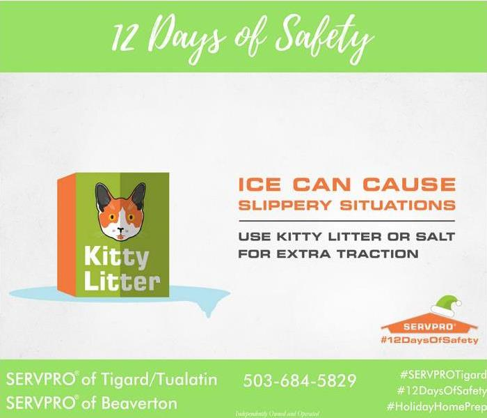 Mold Remediation 12 Days of Safety, Day 8 Winter Weather Safety