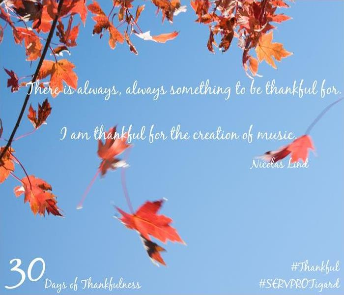 General 30 Days of Thankfulness, Day 25