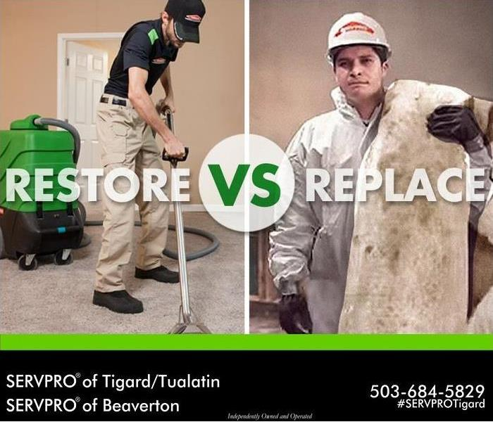 Fire Damage Restore or replace, which is best for you?