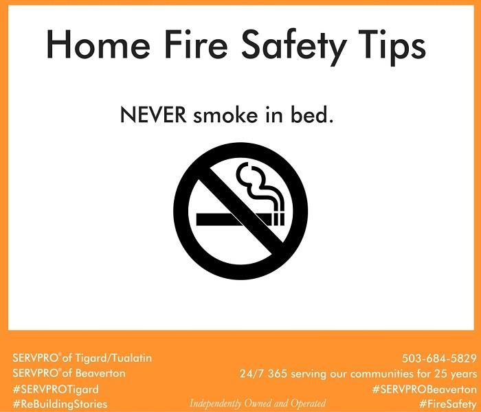 Fire Damage Home Fire Safety Tips # 3