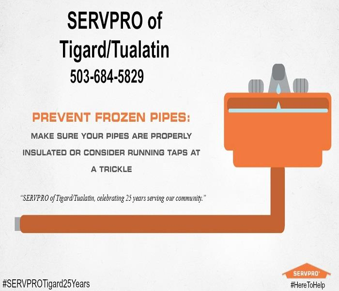 Building Services Frozen Pipes