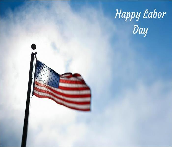 General Happy Labor Day from SERVPRO® of Tigard/Tualatin