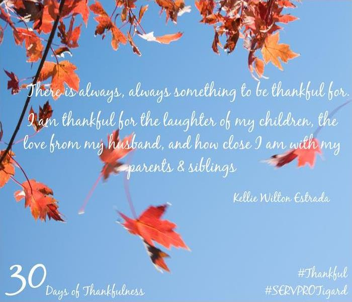 General 30 Days of Thankfulness, Day 14