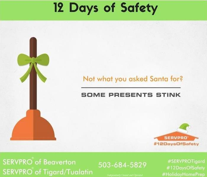 Water Damage 12 Days of Safety, Day 7; Plumbing Safety
