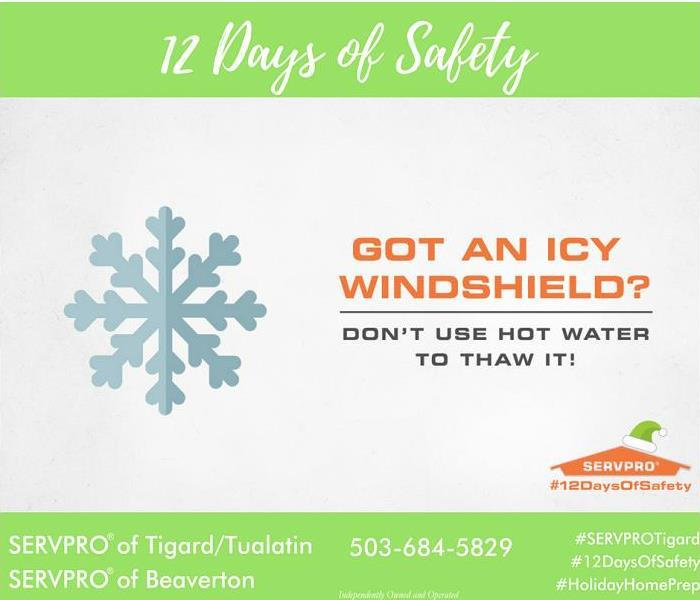 Mold Remediation 12 Days of Safety, Day 9 Driving Safety