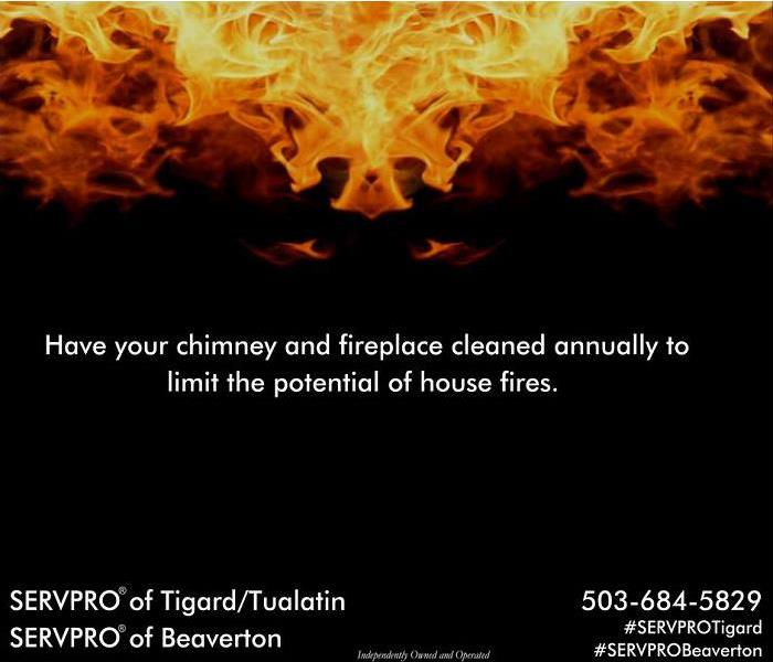 Fire Damage Chimney Cleaning