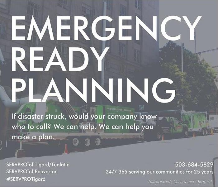 Commercial Emergency Ready Plan