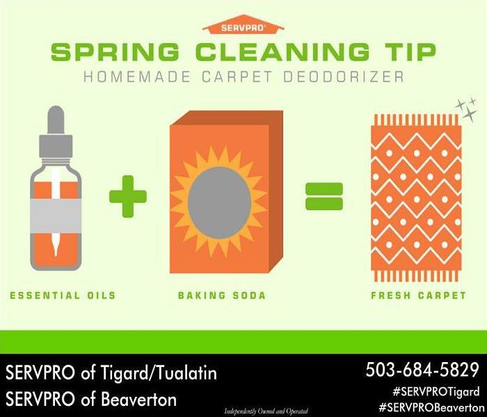 Cleaning Spring Cleaning Tip
