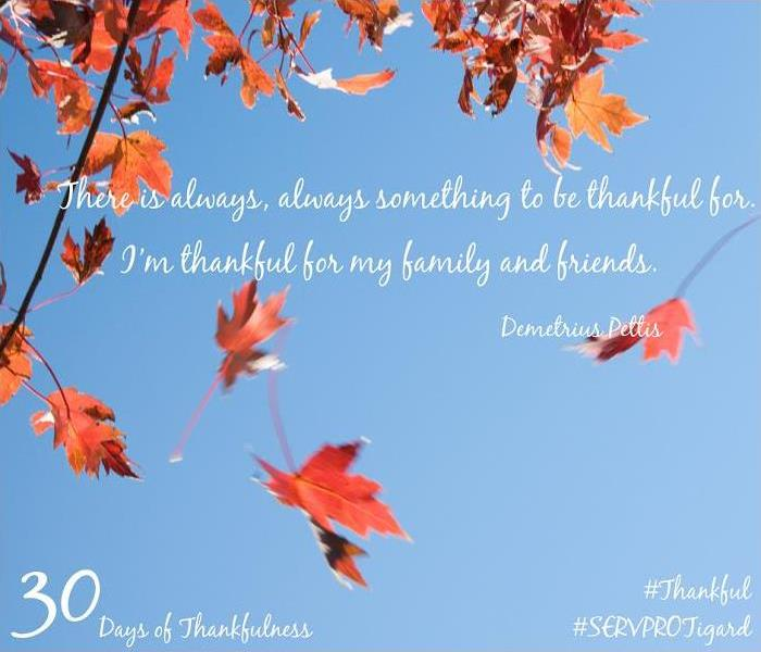 General 30 Days of Thankfulness, Day 13